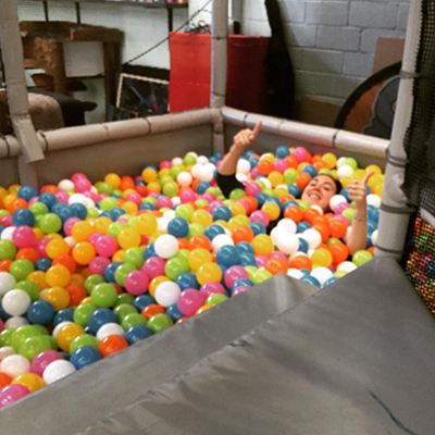 Paint a Pot - Paint and Play Centre Narre Warren - Ball Pit Fun