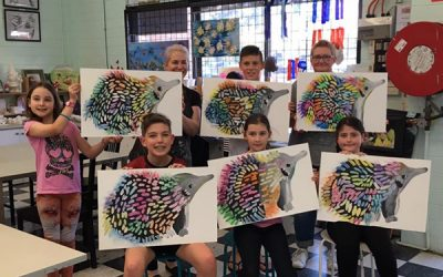 Kids Art Classes Narre Warren